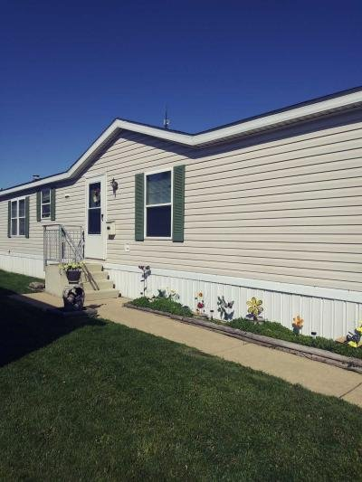 Mobile Home at 69153 Florence Dr. Richmond, MI 48062