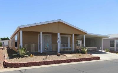 Mobile Home at 3700 S. Ironwood Dr., #167 Apache Junction, AZ 85120