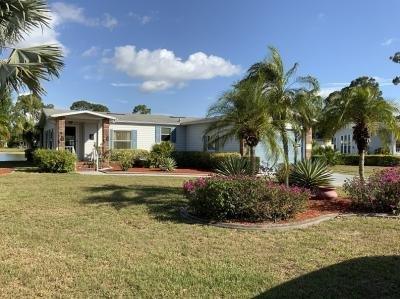 Mobile Home at 19514 Ravines Ct., #34D North Fort Myers, FL 33903