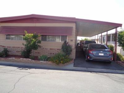 Mobile Home at 2205 W. Acacia Ave #92 Hemet, CA 92545