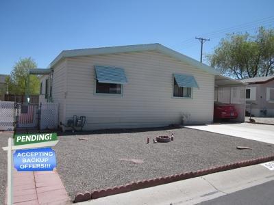 Mobile Home at 750 E Stillwater Ave #90 Fallon, NV 89406