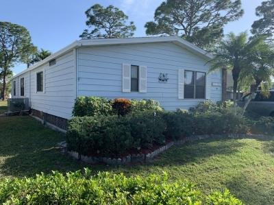 Mobile Home at 19469 Cedar Crest Ct., #11M North Fort Myers, FL 33903