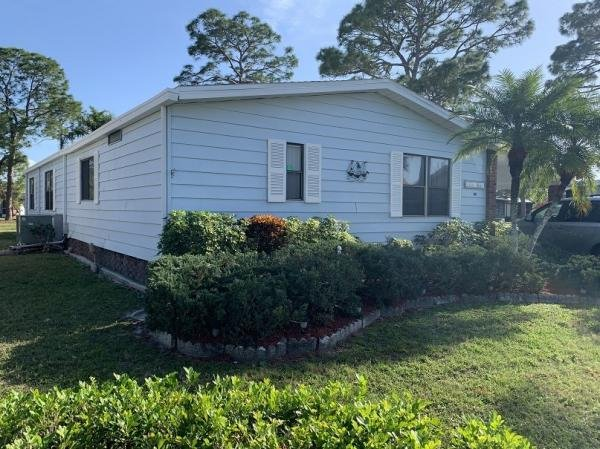 Photo 1 of 2 of home located at 19469 Cedar Crest Ct., #11M North Fort Myers, FL 33903