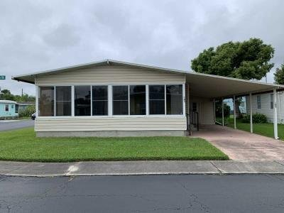 Mobile Home at 1000 Walker St Lot 163 Holly Hill, FL 32117