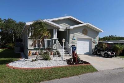 Mobile Home at 334 Den Helder Avenue Ellenton, FL 34222