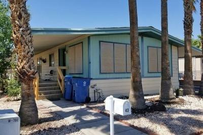 Mobile Home at 1515 S Mojave Rd Las Vegas, NV 89104