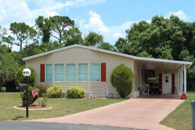 Mobile Home at 3453 Nine Iron Crt North Fort Myers, FL 33917