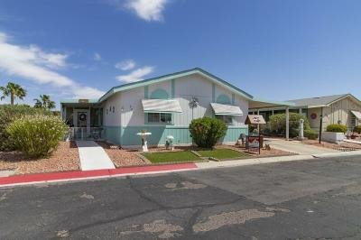 Mobile Home at 205 Vance Ct. Henderson, NV 89074