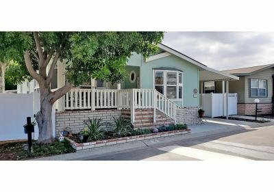 Mobile Home at 4901 Green River Rd #095 Corona, CA 92878