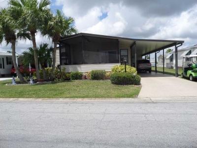 Mobile Home at 3874 Seagrove Ln. Melbourne, FL 32904