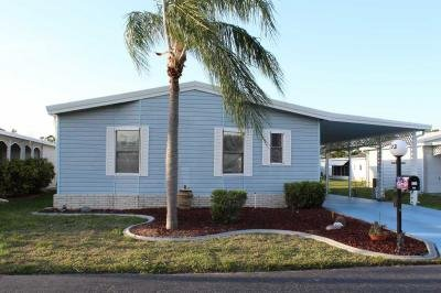 Mobile Home at 3693 Chipshot Court North Fort Myers, FL 33917