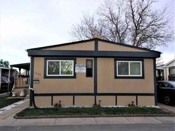 Photo 1 of 2 of home located at 1654 Van Buren Way Aurora, CO 80011