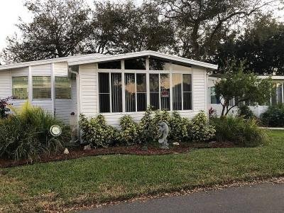 Mobile Home at 164 La Gardinia Edgewater, FL 32141
