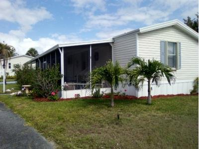 Mobile Home at 81 Overlook Drive Micco, FL 32976