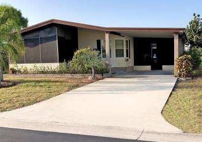 Mobile Home at 11330 N Carolina Dr Bonita Springs, FL 34135