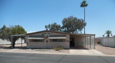 Mobile Home at 3104 E. Broadway, Lot #308 Mesa, AZ 85204