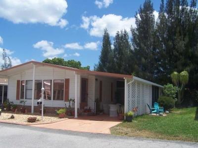 Mobile Home at 24300 Airport Road, Site #7 Punta Gorda, FL 33950