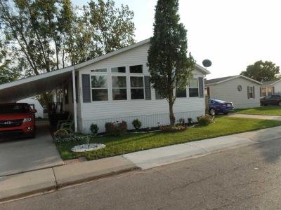 Mobile Home at 25301 Frontier Circle Flat Rock, MI 48134