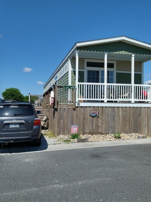 Photo 1 of 2 of home located at 105 Rens Road Lot 39 Poquoson, VA 23662
