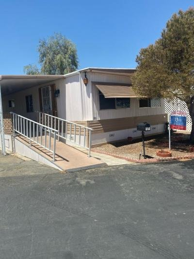 Mobile Home at 701 Montara Rd, #101 Barstow, CA 92311