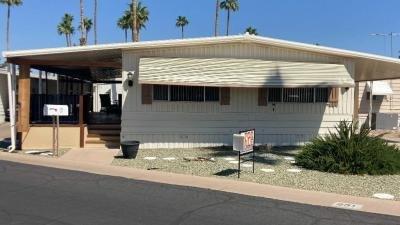 Mobile Home at 4065 E. University Drive #251 Mesa, AZ 85205