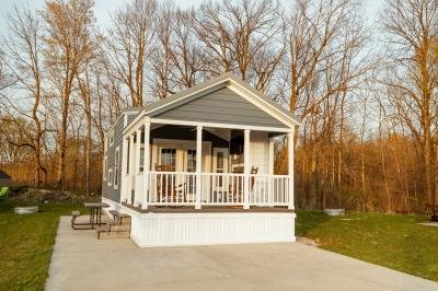Mobile Home at 2306 12th St. #196 Hopkins, MI 49328