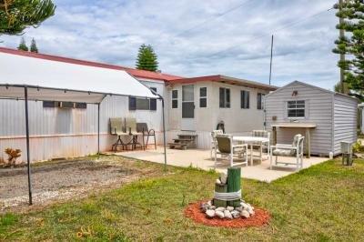 Mobile Home at 2982 N Oceanshore Blvd, #28 Flagler Beach, FL 32136
