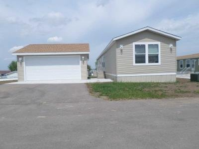 Mobile Home at 412 Kelly Drive Theresa, WI 53091