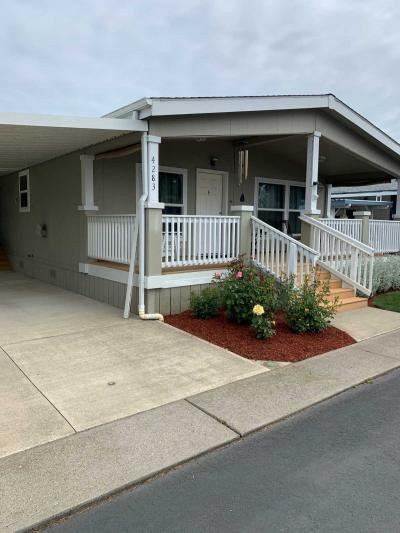 Mobile Home at 4283 Lemon St NE Salem, OR 97305