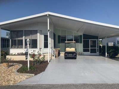 Mobile Home at 24300 Airport Road, 140 Gem Street Punta Gorda, FL 33950