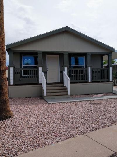 Mobile Home at 11425 E University Dr. Apache Junction, AZ 85120