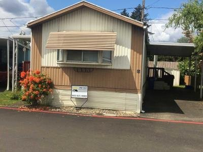 Mobile Home at 19605 River Rd #15 Gladstone, OR 97027