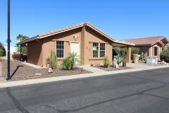 Photo 1 of 18 of home located at 7373 E Us Hwy 60 #126 Gold Canyon, AZ 85118