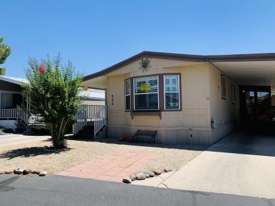 Mobile Home at 2121 S. Pantano #280 Tucson, AZ 85710