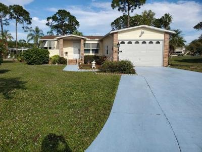 Mobile Home at 10924 Indigo Court North Fort Myers, FL 33903