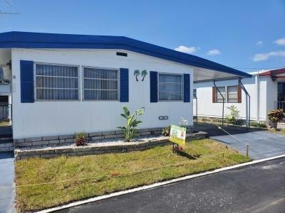 Mobile Home at 4125 Park St N Lot 246 Saint Petersburg, FL 33709