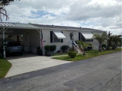 Mobile Home at 80 Overlook Drive Micco, FL 32976