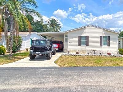Mobile Home at 9207 W. Sweet Apple Court Homosassa, FL 34448