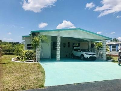 Mobile Home at 2840 Steamboat Loop North Fort Myers, FL 33917