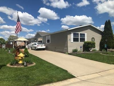 Mobile Home at 23315 Crystal Dr Clinton Township, MI 48036