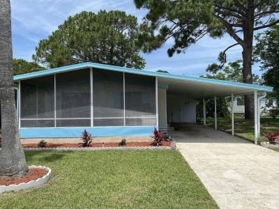 Mobile Home at 1335 Flemming Ave Lot 85 Ormond Beach, FL 32174