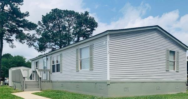 2002 Fleetwood Mobile Home For Sale