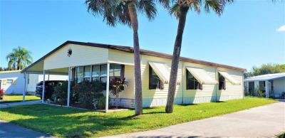 Mobile Home at 7000 20th St, Lot 723 Vero Beach, FL 32966