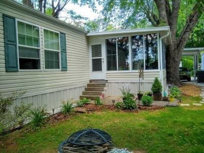 Mobile Home at 16 Fairyland Dr Asheville, NC 28805