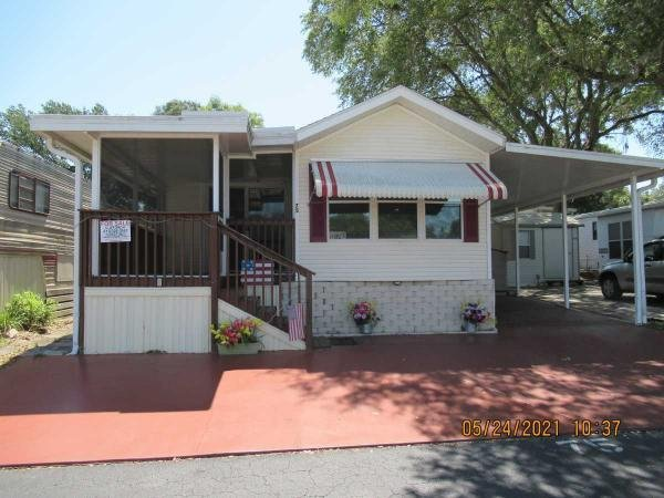 Photo 1 of 2 of home located at 39146 Otis Allen Road, Lot 75 Zephyrhills, FL 33540
