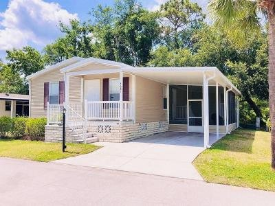 Mobile Home at 4681 Blue Spruce Ave Kissimmee, FL 34758