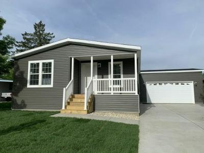 Mobile Home at 19900 128th St. Lot #125 Bristol, WI 53104