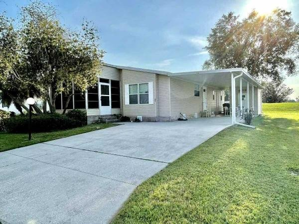 1998 Palm Harbor Mobile Home