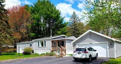 Mobile Home at 11 Dode Drive Saco, ME 04072