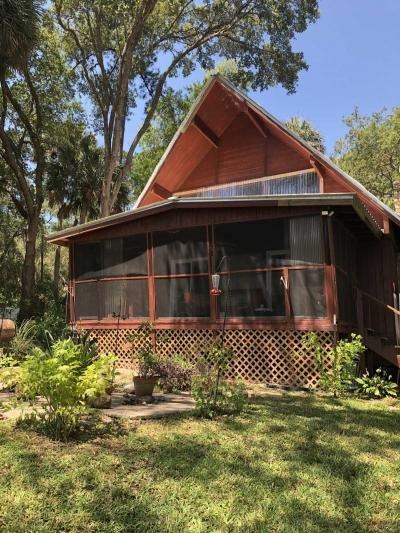 Mobile Home at 9481 SE 177th Ct Ocklawaha, FL 32179
